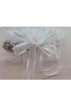 All Over Lace and Camo Garter