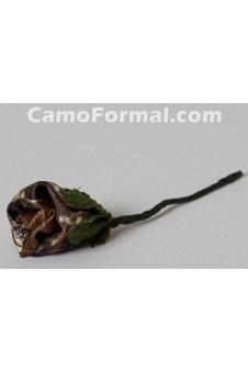 Camo Rose - Rosebud