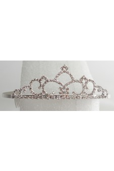 y 302 Tiara with 2 Side Combs