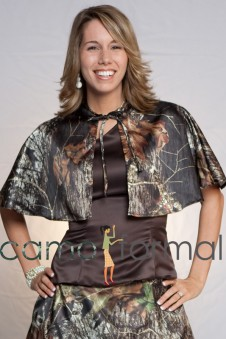 Ladies Western Caplet