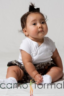 Reversible Baby Bloomers