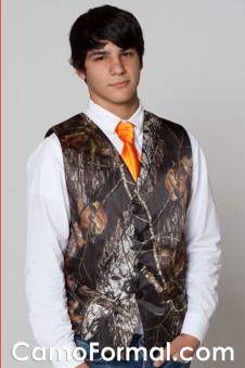 *Men's VEST and LONG TIE SET