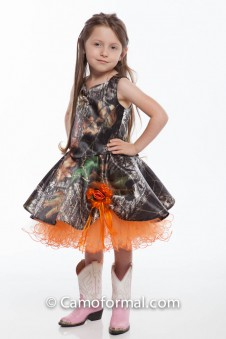 4002 Girls Pageant Dress