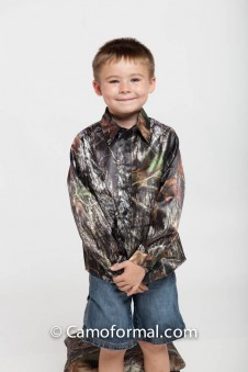Boy's Shirt, Long Sleeve