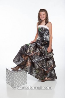 SALE 3770 fg Matching Flowergirl to Adult 3770