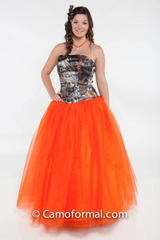 3658 Ballgown with Net