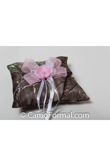 """I Love Peonies"" Pillow"