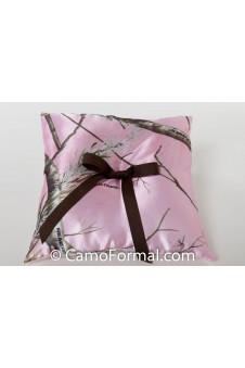 Camo Ringbearer Pillow