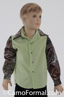 Boy's Prairie Shirt
