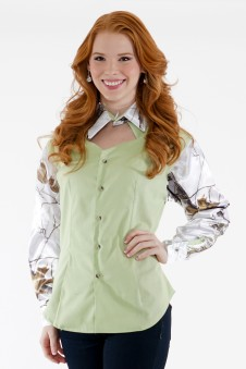 Ladies Prairie Shirt