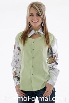 *Ladies Prairie Shirt
