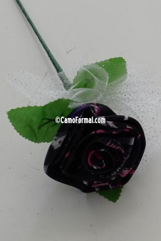 Muddy Girl Long Stem Rose