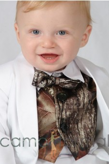 * Baby Vest and Bow Tie Set