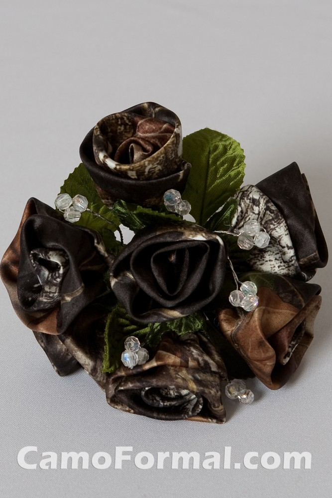 camouflage wedding flowers mossy oak touches camouflage prom wedding homecoming 2420