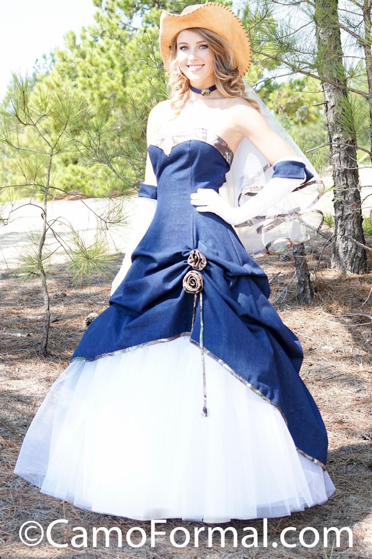 301 Denim Amp Camo Camouflage Prom Wedding Homecoming Formals