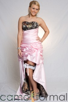 027b73e910 Long camouflage formals Camouflage Prom Wedding Homecoming Formals